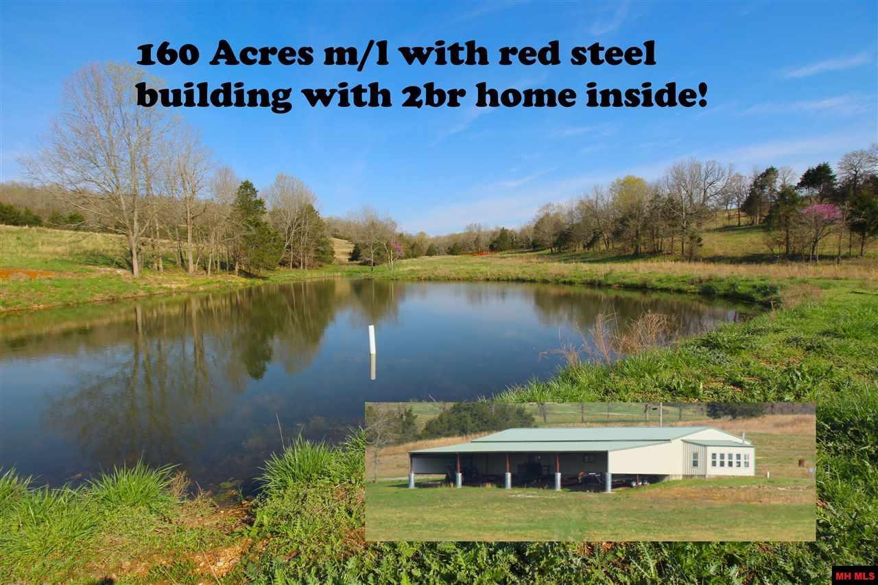 Land for sale – 2103  CR 38   Clarkridge, AR