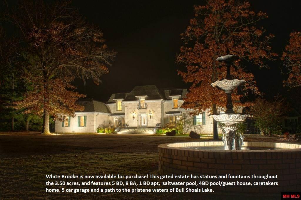 Residential for sale – 129  OVERHILL ROAD   Bull Shoals, AR