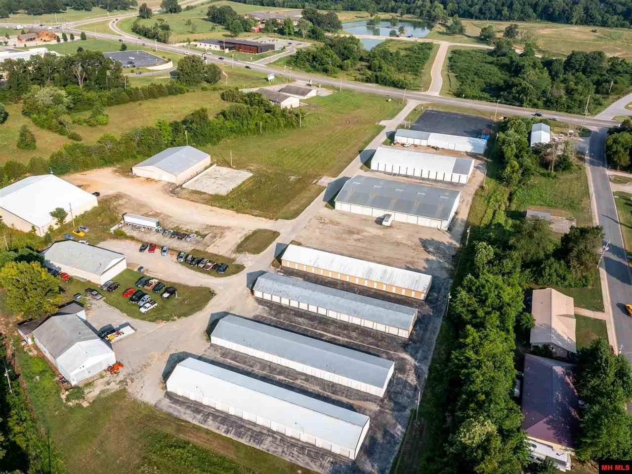 Commercial-Industrial for sale – 123  INDUSTRIAL PARK   Mountain Home, AR
