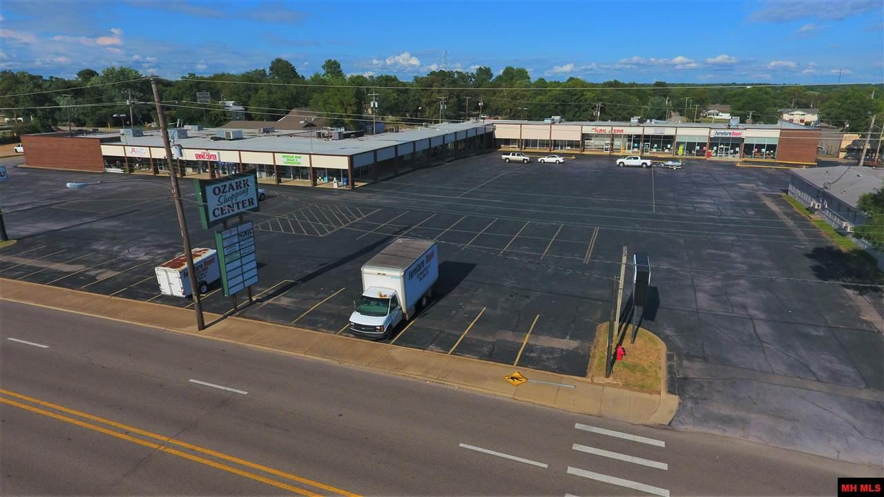 Commercial-Industrial for sale – 307 S MAIN STREET   Mountain Home, AR