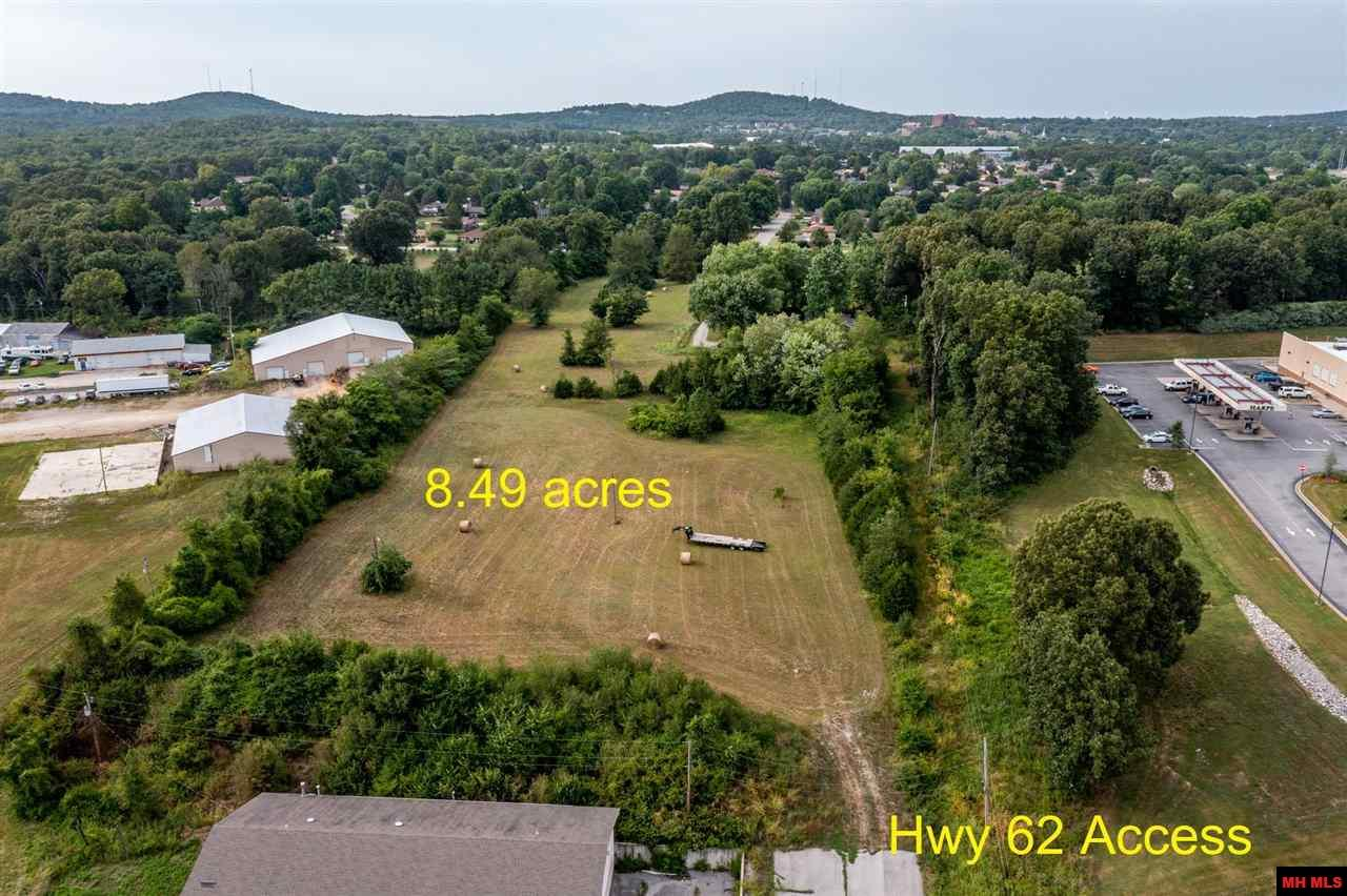 Land for sale – 00  HWY 62 WEST   Mountain Home, AR